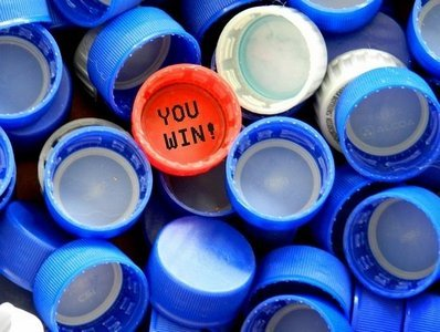 you win bottle top
