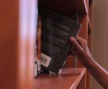 Selecting a book