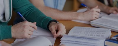 writing and distance learning on line